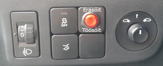 Sõidupäevik automaatne